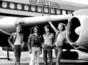 - Led Zeppelin