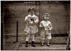 - дети с Титаника