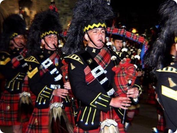 facti - Нюансы шотландского